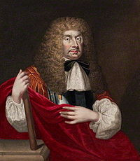John Berkeley, 1st Baron Berkeley of Stratton.