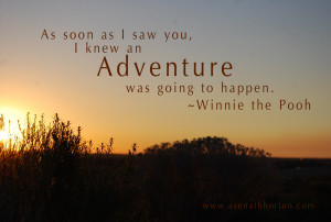 Best Friend Adventure Quotes
