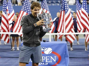 Nadal crowns his 'most emotional season' ever