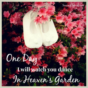 ... dance in Heavens Garden.