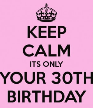 cristale.hubpages.comWhat Turning 30 Means to Me