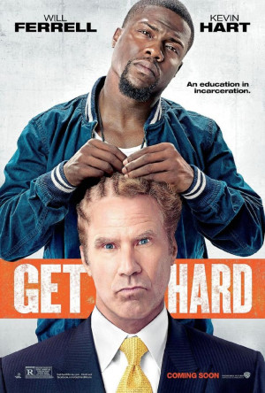 ... Kevin Hart and Will Ferrell Movie Trailer Of Get Hard 2014 quotes meme