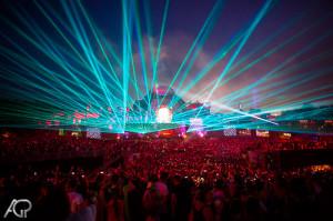 love lights music dance rage DJ rave club skrillex miami bass festival ...