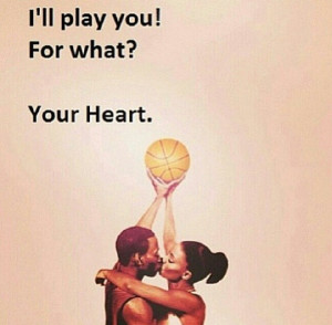 Love and basketball...my favorite movie!! | Quotes/