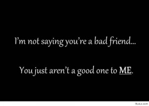 Bad friends quotes - Funny Pictures, Funny Quotes, Funny Videos ...