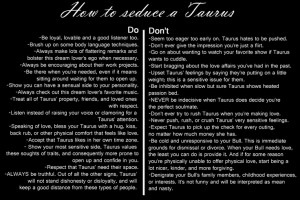 ... , Seduc Taurus, True Dat, Taurus Horoscopes, True Stories, Taurus Man