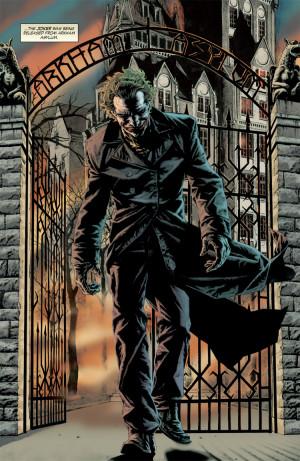 El Joker (el Guasón): el verdadero enemigo