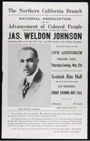 james weldon johnson poems