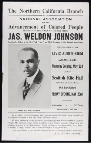 james weldon johnson poems
