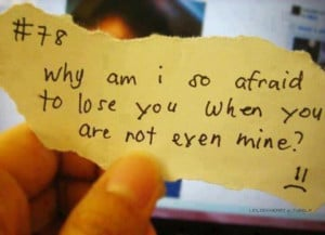 YOU'LL ALWAYS BE MINE..