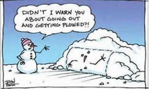 Cold Winter!