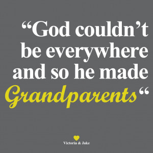 Grandparents I Love You Quotes