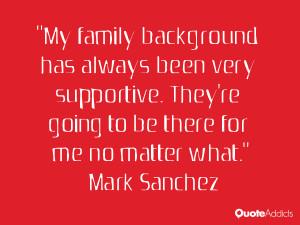 Mark Sanchez Quotes