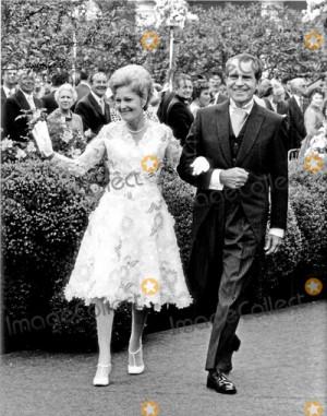 United States President Richard m Nixon and first lady Pat Nixon