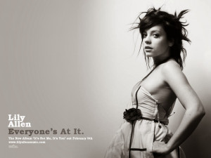 Lily Allen Quotes