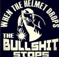 ... my welding teacher taught. Gah, I want this on a t-shirt! #welding