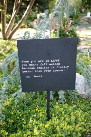Quotes around the venue for wedding