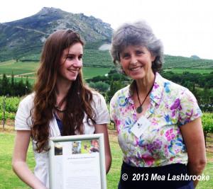 Sarah-Oliver-and-her-mother-Mrs-Emma-Oliver-received-an-award-on ...