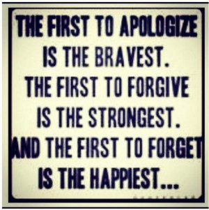 happiness #brave #true #forgive