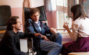 Eddie Redmayne Stephen Hawking (5)