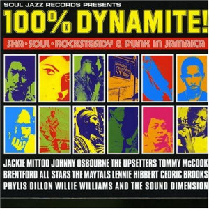 VA - 100% Dynamite (Soul Jazz Records)