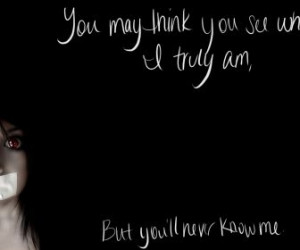 quotes depressing you ll never know me angry HD Wallpaper of General