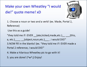 Make-a-Wheatley-quote-meme by DragonLover1234
