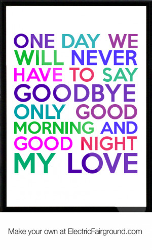 Good Morning My Love Quotes Pictures