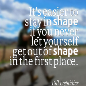 get in shape quotes. A message from my heart – inspirational quotes ...