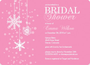 Bridal shower quotes and invitation wording ideas