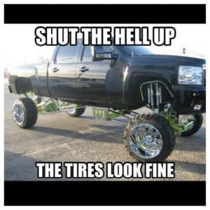 Funny Diesel Truck Quotes Diesel trucks-the ricers of