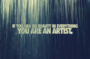 art, artist, beuty, postcards from far away, quote