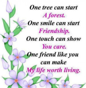 Good morning my dear friend quotes
