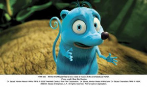 Latest Post: Horton Hears A Who Quotes