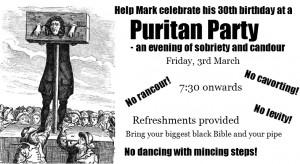 Puritan Quotes Puritan party