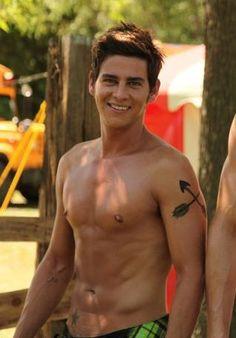 trevor wright shirtless More