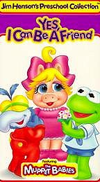 Jim Henson's Preschool Collection - Yes, I Can Be a Friend