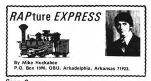Read 1970s Mike Huckabee On Short Skirts, Drinking, Gays,