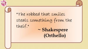 quotes to make you think by shakespere