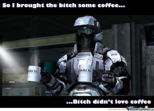 Coffee Guy From Red Vs Blue