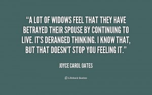 Widows Quotes