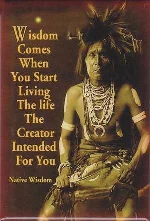 Native American Wisdom @ Ya-Native.com