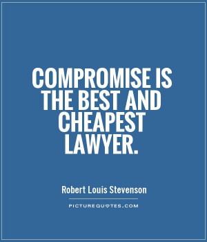 Compromise Quotes