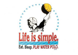 WATER POLO FUNNY