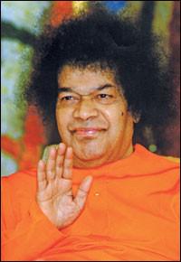 Sri Sathya Sai Baba the Living God