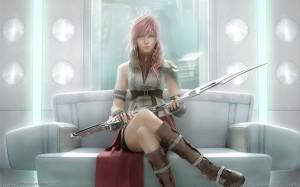 Lightning Final Fantasy 13 Quotes