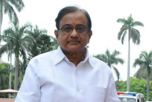 The Hindu Finance Minister, P Chidambaram. Photo: Kamal Narang