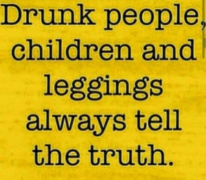 Funny Drunk People Quotes