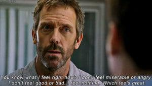 House M.D. #Gregory House #Hugh Laurie #S07E23 #Season Finale #quote