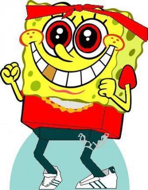 Ghetto Spongebob Picture